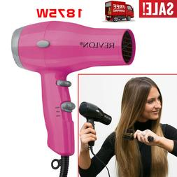 hair dryer compact 2 speed blower 1875w