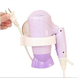 MOTZU Hair Dryer Holder Rack,Hair Drier Storage Organizer,