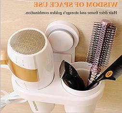 Hair Dryer Holder,Bathroom Hair Blow Dryer Holder,Hair Care