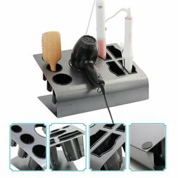 Hair Iron & Blow Dryer Holder - Salon Appliance Stand Barber