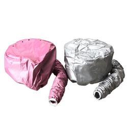 Home Portable Blow Hood Cap Bonnet Attachment Haircare Salon