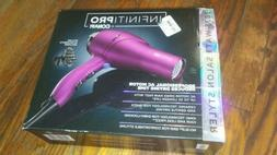 INFINITI PRO by CONAIR PURPLE 1875 WATT SALON STYLER/BLOW DR