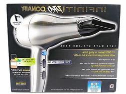 Conair Infiniti Pro1875 Watt Salon Motor Hair Blow Dryer Arg