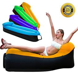 Inflatable Lounger Inflatable Couch Air lounger Air Chair Lo