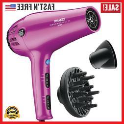 ionic hair blow dryer blower 1875w volume