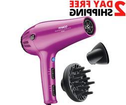 Conair Ionic Hair Blow Dryer Blower 1875W Volume Boost w/ Di
