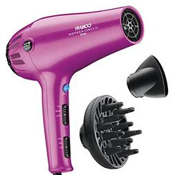 Ionic Hair Dryer Conair Professional Turbo Blow 2 Speed with