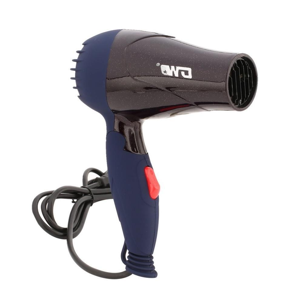 1500W Mini <font><b>Hair</b></font> <font><b>Dryer</b></font> Electric <font><b>Hair</b></font> Blow Hot Low Hairdryer Plug 220V
