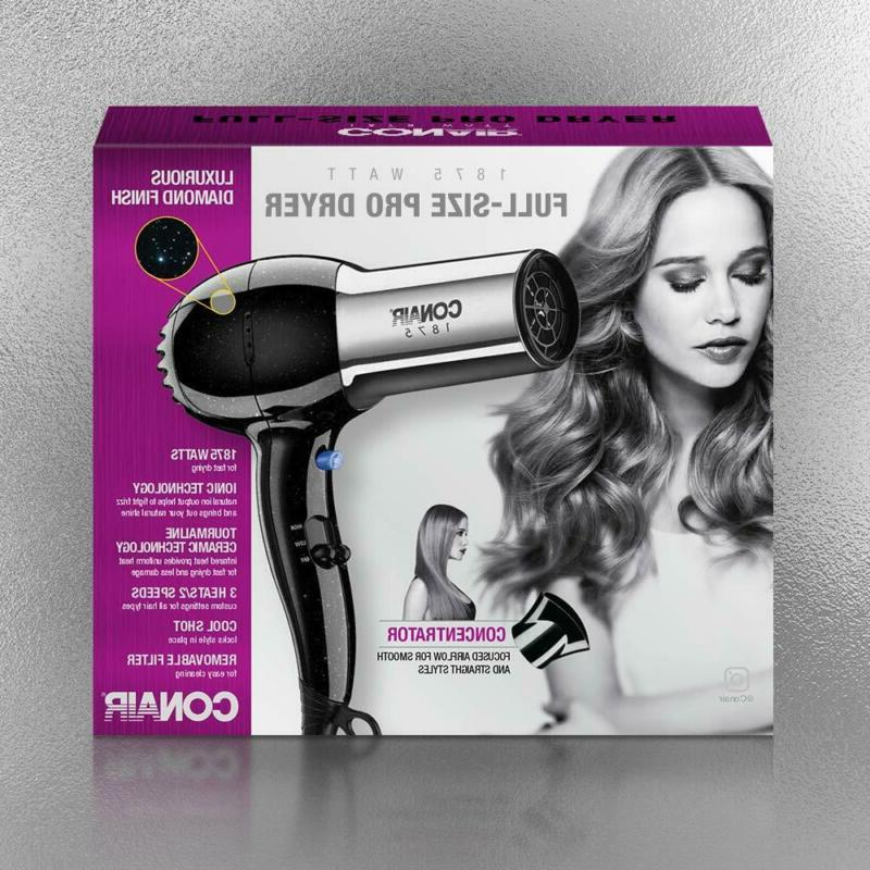 Conair 1875 Size Pro with Ionic