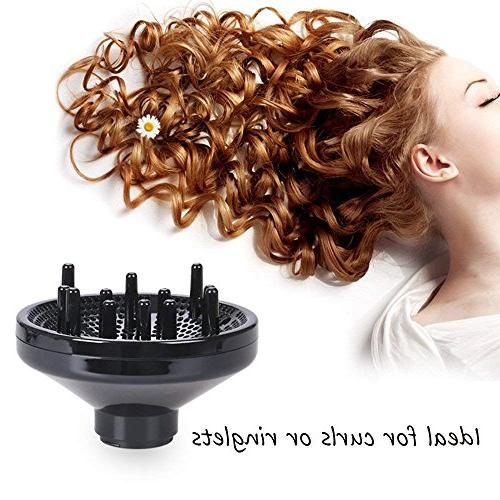 Dryer,Negative Ionic Motor Hair Blow Diffuser