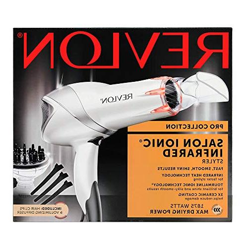 Revlon Infrared Hair Dryer with