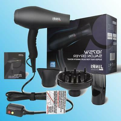 1875W Infrared Professional Salon Hair Negative Blow Dryer for