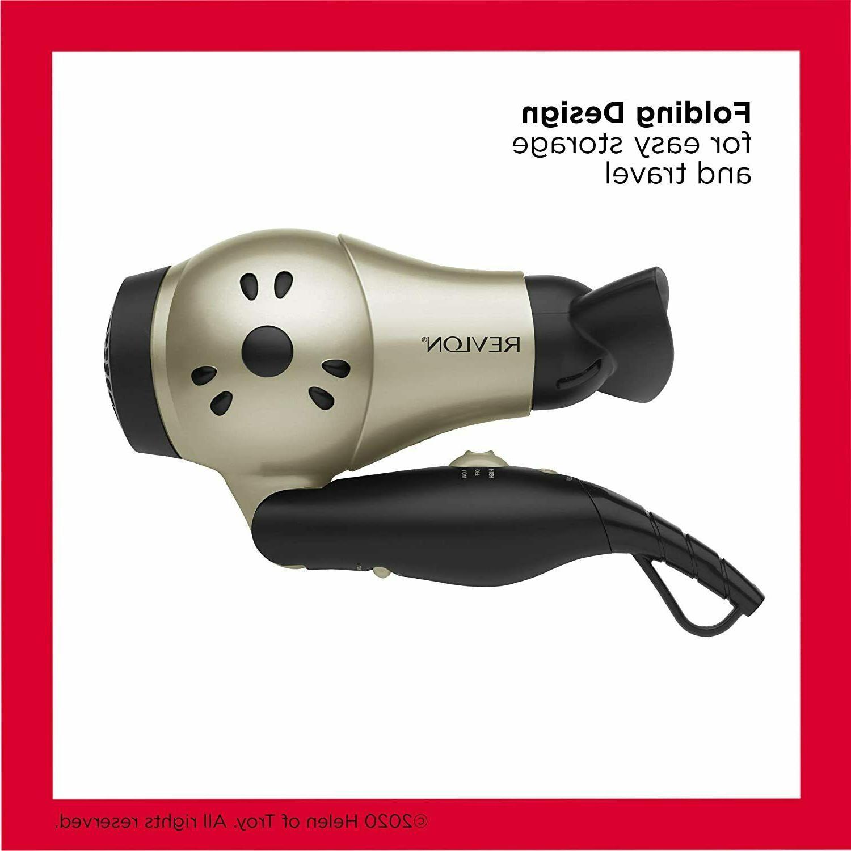 Revlon Ionic Hair Dryer Blower Boost Diffuser