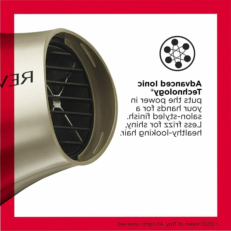 Revlon Ionic Hair Dryer 1875W Boost