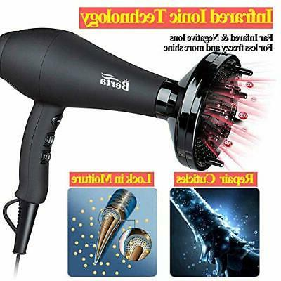 1875W Professional Hair Jinri Minute Drying Infrared