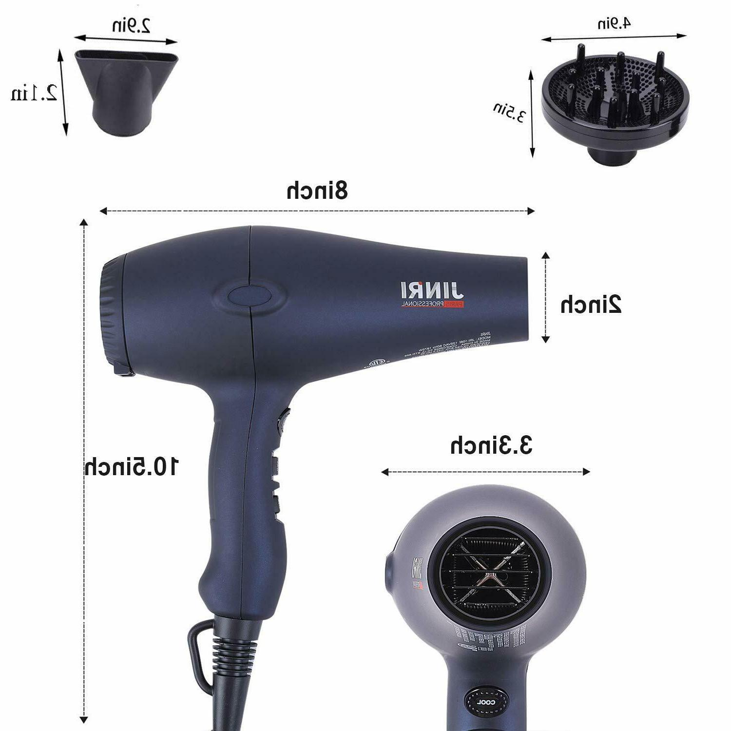 1875w Dryer Ion Salon