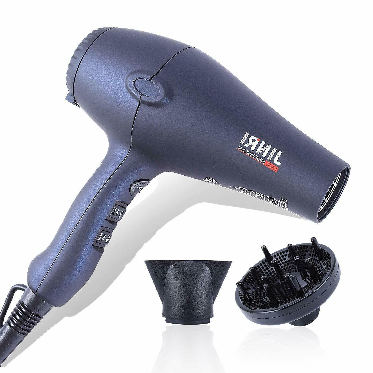 1875w Professional Dryer Negative Ion Salon
