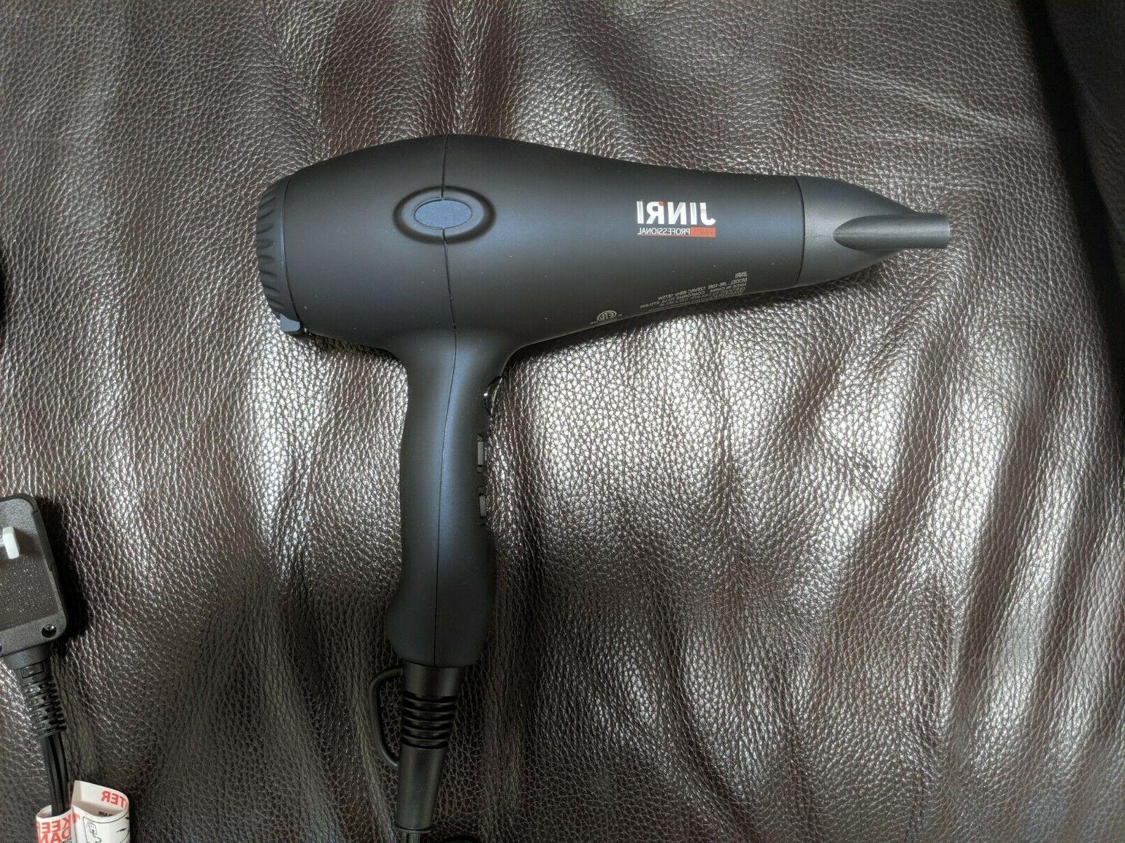 1875w salon hair dryer ceramic ionic fast