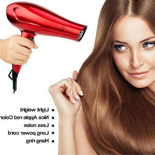1875w tourmaline hair dryer salon negative ionic