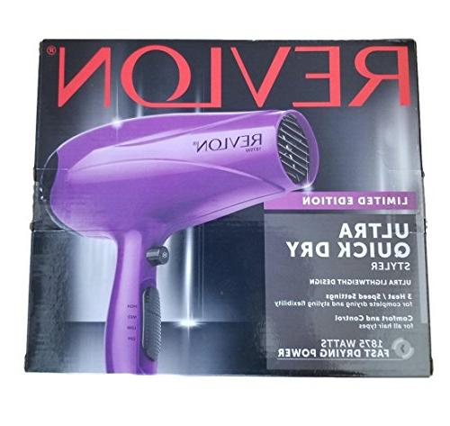 1875w ultra quick dry styler limited edition