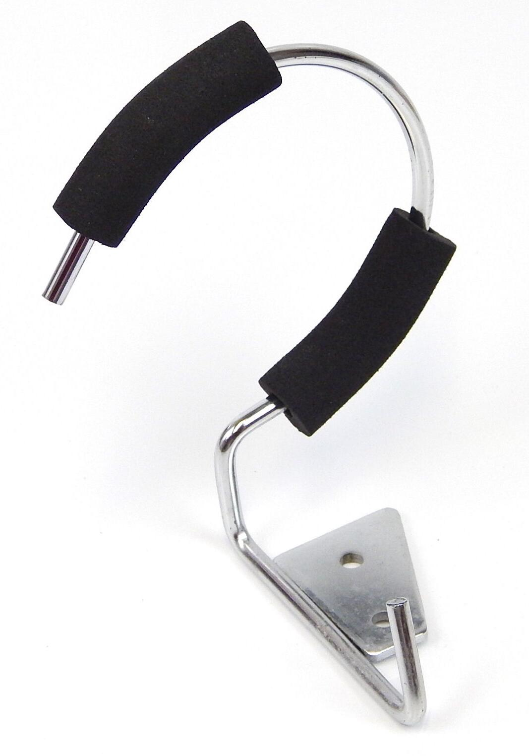 1pc Blow Ring Metal Holder Black