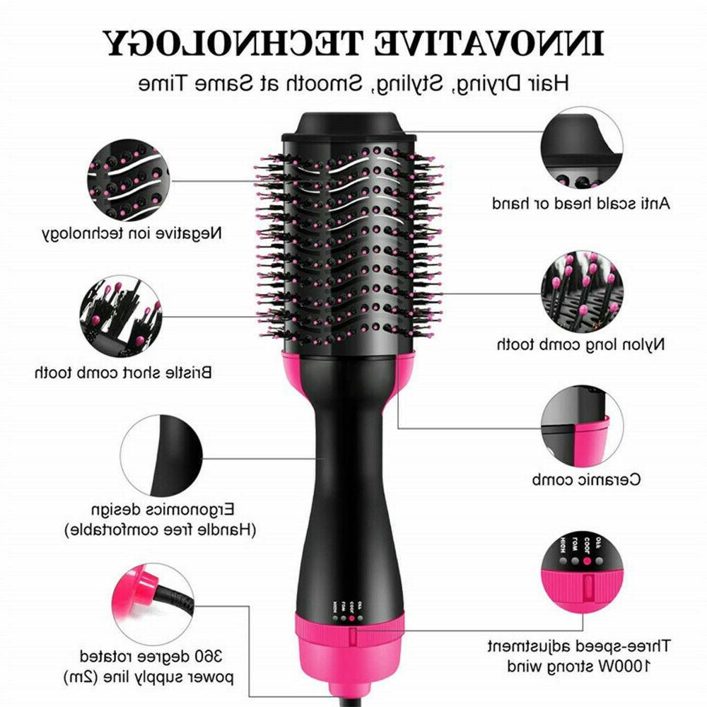 2-in-1 Volumizer Curler Infrared Air
