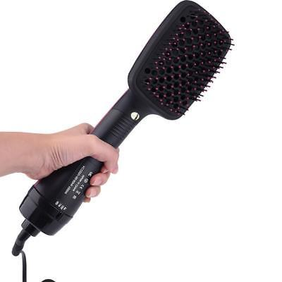 2 in 1 Hair Blow Dryer Hot Wand Comb Brush