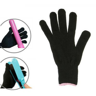 2 Packs Perming Heatproof Glove Reusable Hand Protector for