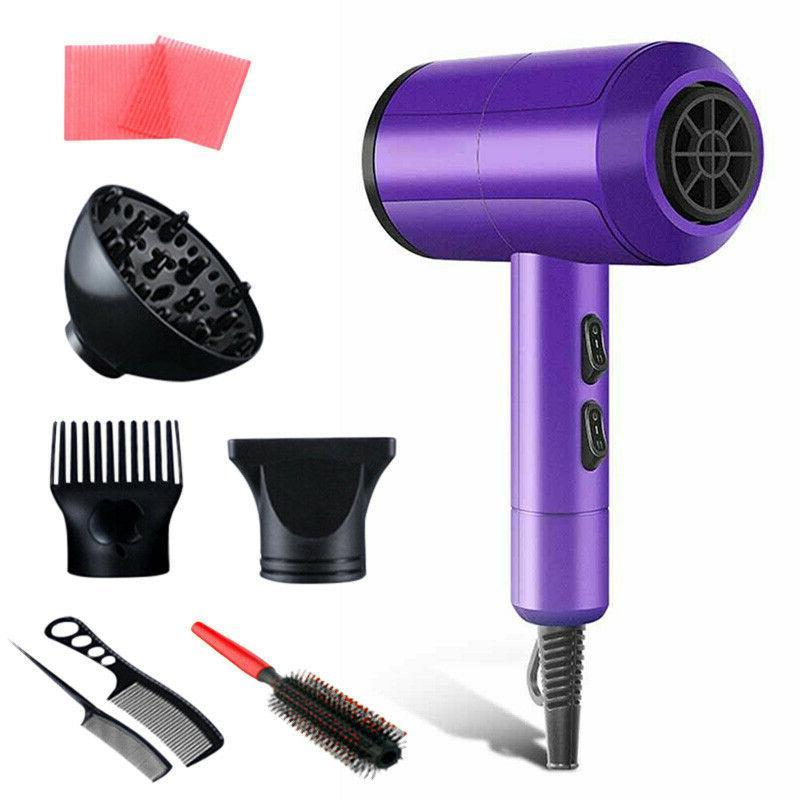 2000W Hair Dryer Blow Professional Salon Hairdryer Powerful