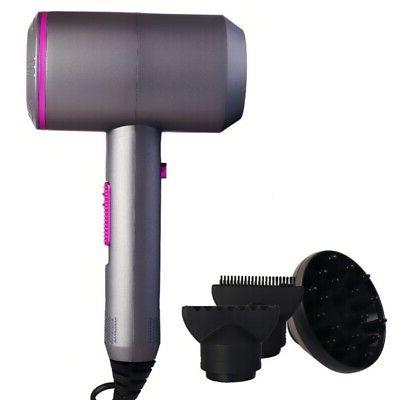 220V Supersonic Hair Dryer Fast Drying