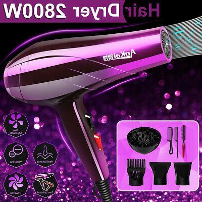 2800W Professional Hair Dryer Powerful