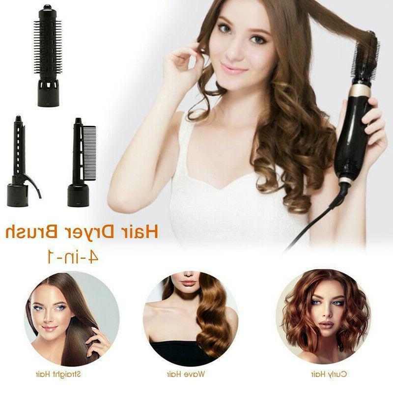 2in1 Hair Volumizer Infrared Air Brush