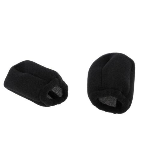 2pcs Hair Blow Dryer Heat Hot Diffuser Sock Universal Attach