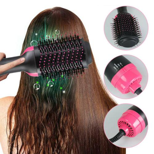 3 Hair Blow Comb Styler Smooth