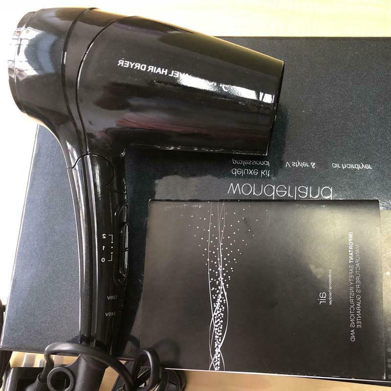 3 pcs Dryer ghd Professional Hair Dryer