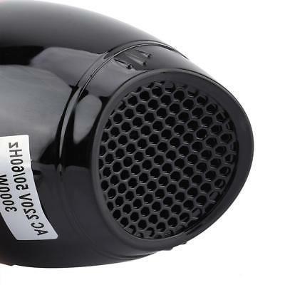 3000W Salon Electric Hair Dryer Blow Hot & Large 220V
