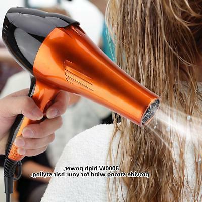 3000W Hair Dryer & Large Power 220V