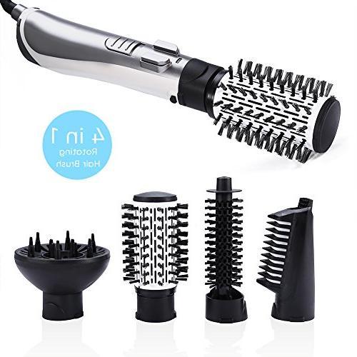 4 in 1 Hair Blow Dryer Diffuser, Hair Air Styler Salon Blowe