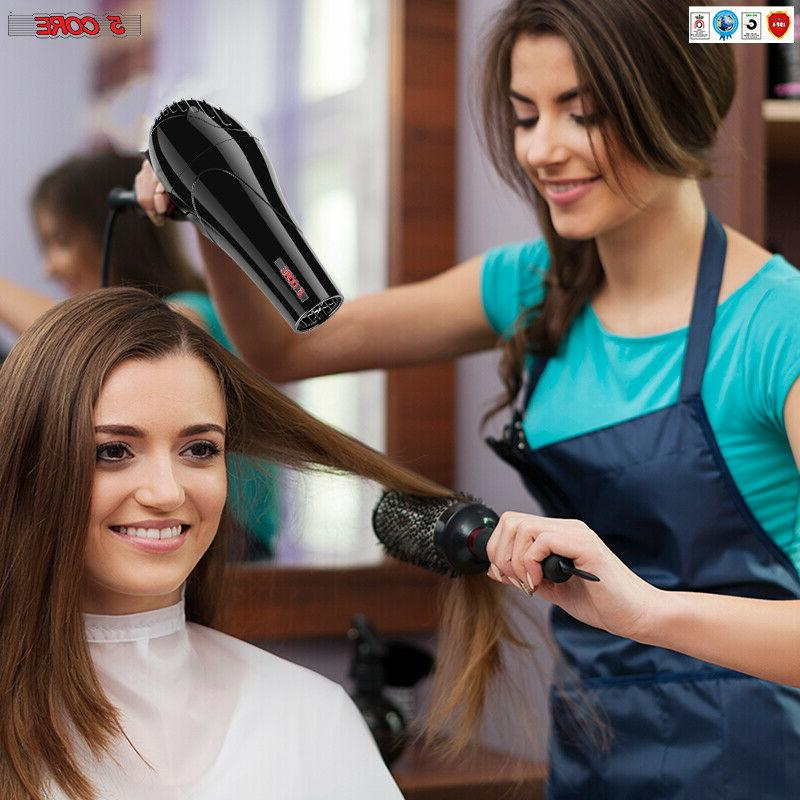 5Core Mid Ionic Hair Blow Dryer Blower Ceramic HDS