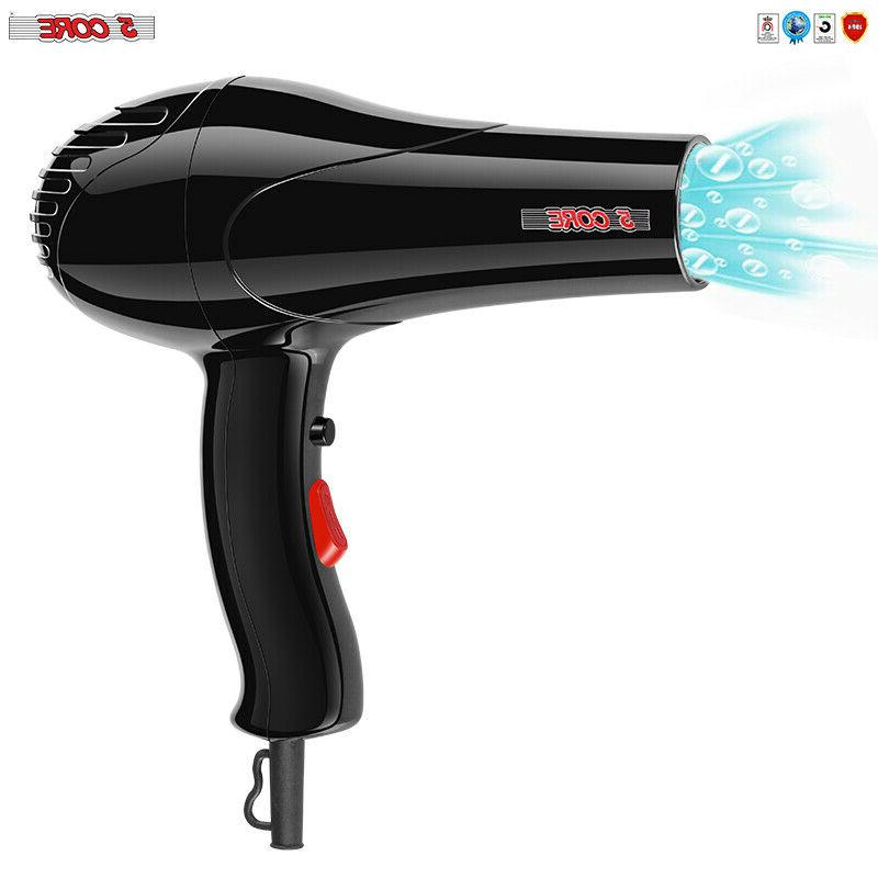 5core mid size professional ionic hair blow