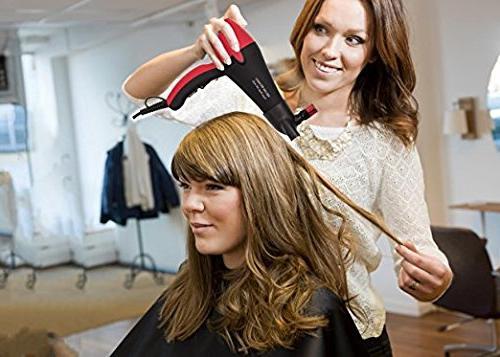 Argan Women AW4600 TURBO Argan To Synchronize & Air-Flow & Drying, Hair w/Ionic While