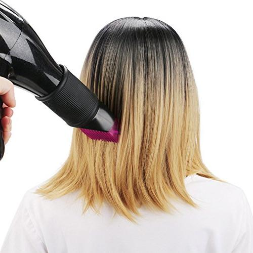 Blow Comb Segbeauty Concentrator Brush Hairdressing Salon Tool Pic for Curly,