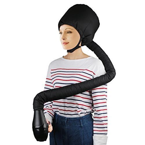 Bonnet Hood Hair Dryer Attachment, Hot Oil Treatment Deep Co