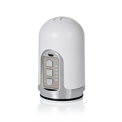 Dyalis Automatic Vacuum USB Mens 7.9inch Massager Pumps,