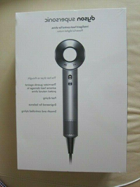 Dyson - Supersonic™ Hair Dryer - White/silver