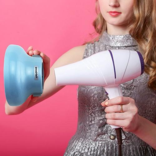 Hairizone Adaptable for Dryers with for Curly or Wavy Hair,