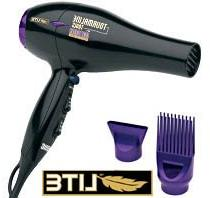 Hot Tools 1043 Tourmaline Ionic Hair Blow Dryer