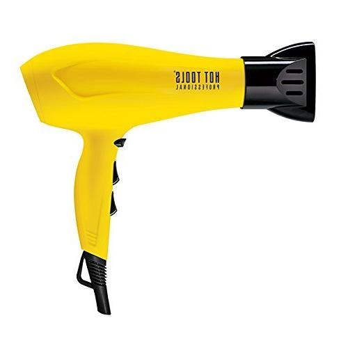 Hot Tools IONIC Blow Dryer Hair Flat with Multi-Directional Floating and Plates