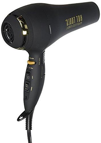 Hot 1875 Ultra Quiet Compact Lightweight Turbo Hair