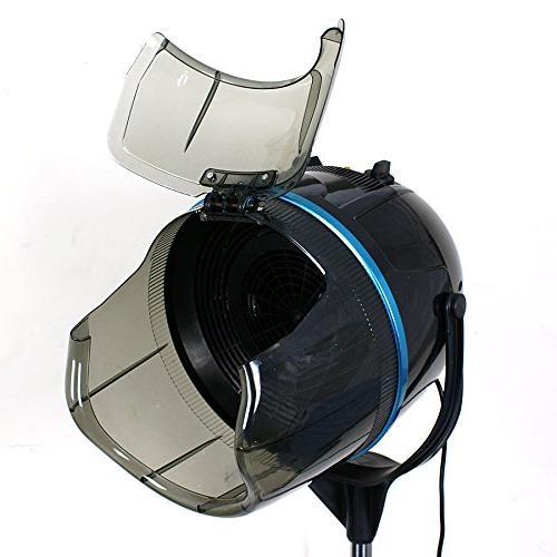 Professional 1300W Adjustable Floor Bonnet Stand